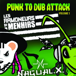 Punk to dub Attack Vol1