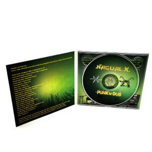 CD Nagual X Punk N Dub