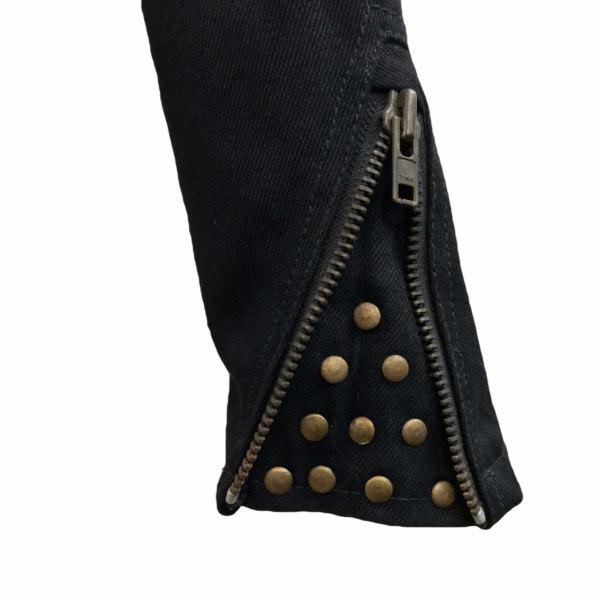 Veste Cosmos Tribe Rider femme noir detail