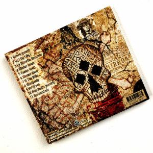 CD les Ramoneurs de Menhirs Amzer an Dispach dos