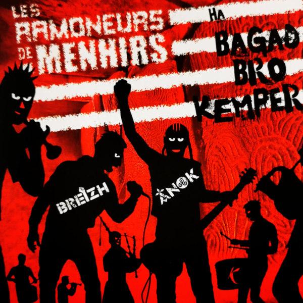 Cd Ramoneurs de Menhirs Breiz anok