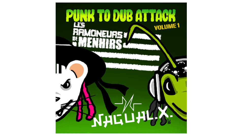 Vinyle Punk to Dub Attack Vol1 article