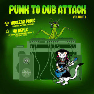 Vinyle Punk to Dub Attack Vol1 dos