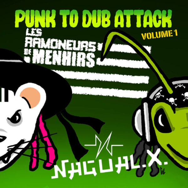 Vinyle Punk to Dub Attack Vol1