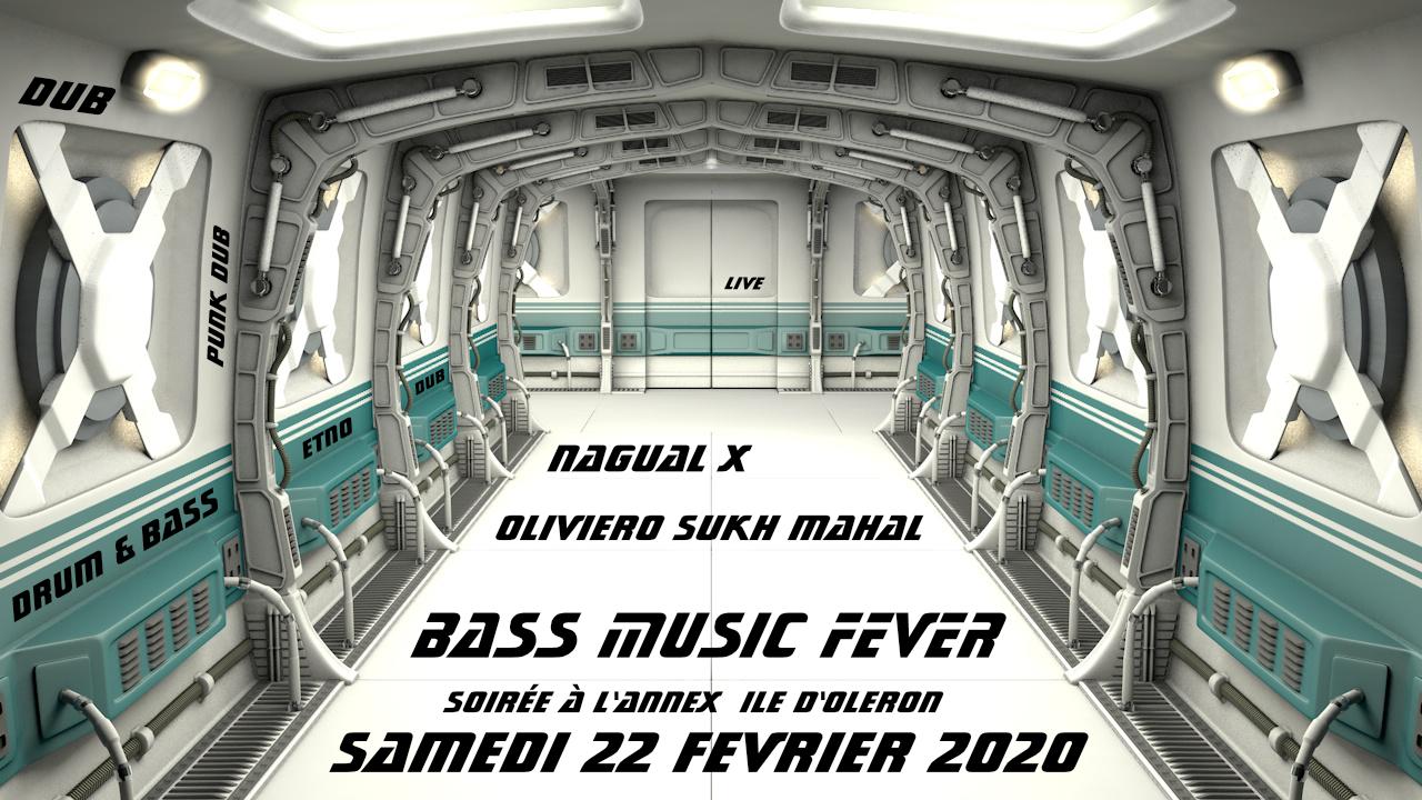 Flyer Annex 20 ans tour Nagual X